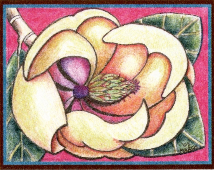 Magnolia Flower, 2005