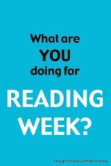 Reading Week poster