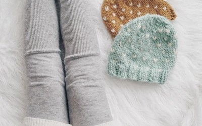 Free Chunky Flurries Hat Knitting Pattern
