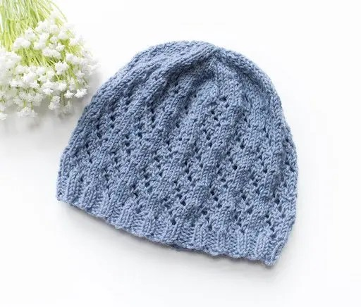 Dottie Hat Knitting Pattern