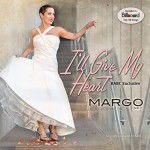 Margo Rey I'll Give My Heart Album Art