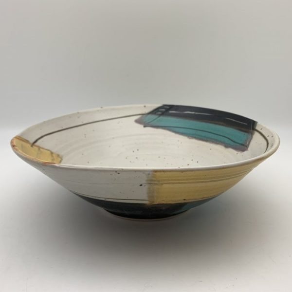 Flared Bowl (large) by Delores Fortuna