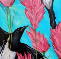 Birds Painting by Kelsey McDonnell - 277