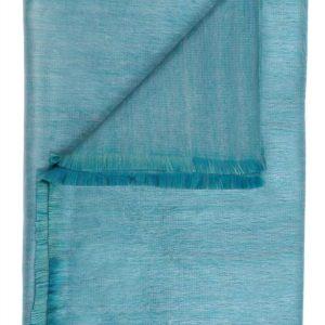 Alpaca Throw Blanket - Seagrass by Shupaca