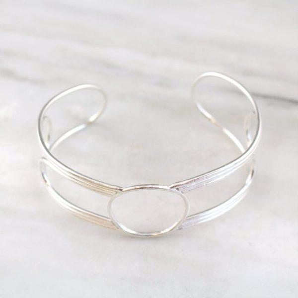 Reflections Cuff Bracelet Sarah Deangelo