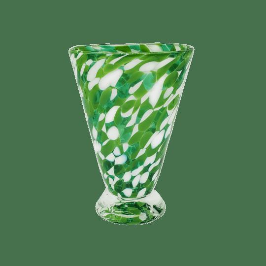 Speckle Cup - Wintergreen Kingston Glass Studio