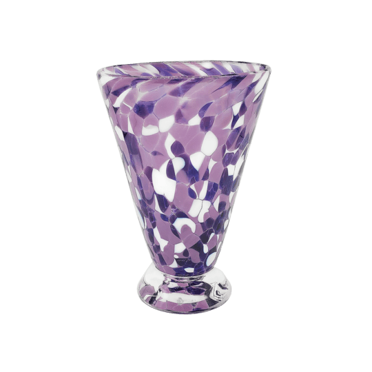 Speckle Cup - Lilac Kingston Glass Studio