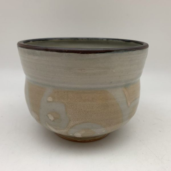 Small String-Pattern Bowl by Margo Brown - 2441
