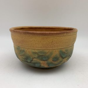 Small Scalloped Bowl by Margo Brown - 2452