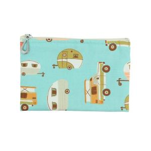 Cotton Coin Purse by Dana Herbert - Campers