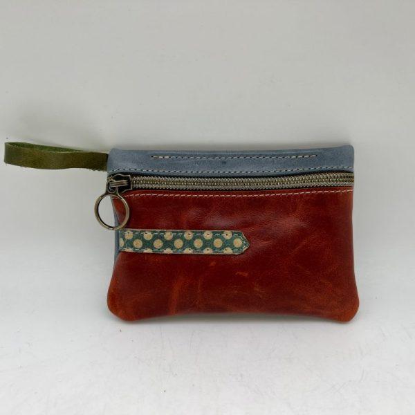 Mini Stash Bag by Traci Jo Designs - Brown/Dot - TJ27