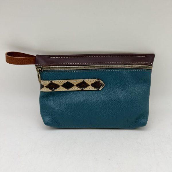 Everyday Stash Bag by Traci Jo Designs - Blue/Diamond - TJ30
