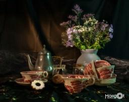 Stilleven - schilderen met licht in Photoshop