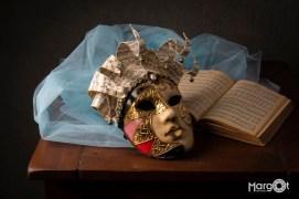 Masker uit Venetië - Workshop Still Life Photography