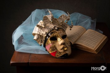 Masker uit Venetië - Workshop Still Life Photography