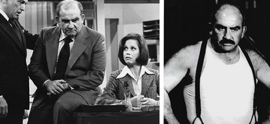Ed Asner Roles as Lou Grant and Rich Man Poor Man