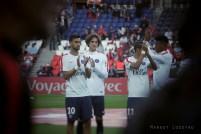 Javier Pastore, Adrien Rabiot, Angel Di Maria, Presnel Kimpembe. PSG/Metz - 21082016