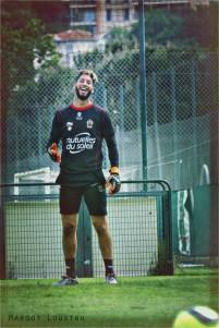 Mouez Hassen. Entraînement OGC NICE - 20.04.2016