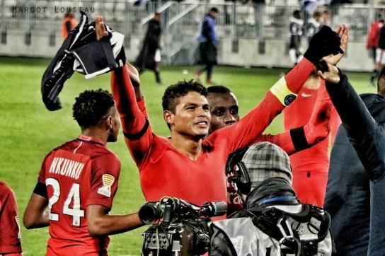 Thiago Silva. FCGB/PSG - 24.01.2017