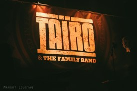 TAÏRO & THE FAMILY BAND Krakatoa - 04032017