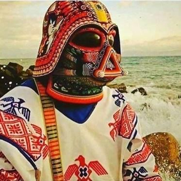 El lado Huichol de Darth Vader según Álvaro Ortiz