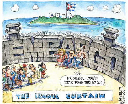 Blockade on Cuba Costs U.S. Economy More