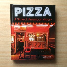 "Interview with Adam Kuban in Liz Barrett's new book, ""Pizza: A Slice of American History"""