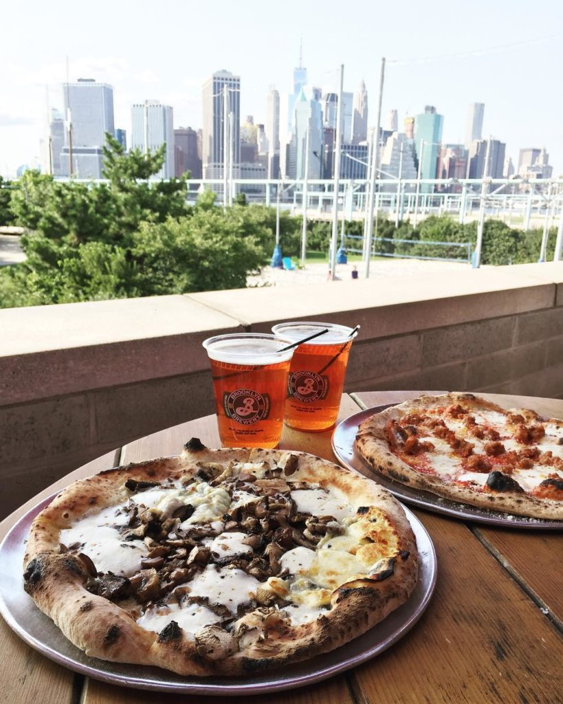 Fornino at Pier 6 in Brooklyn Bridge Park