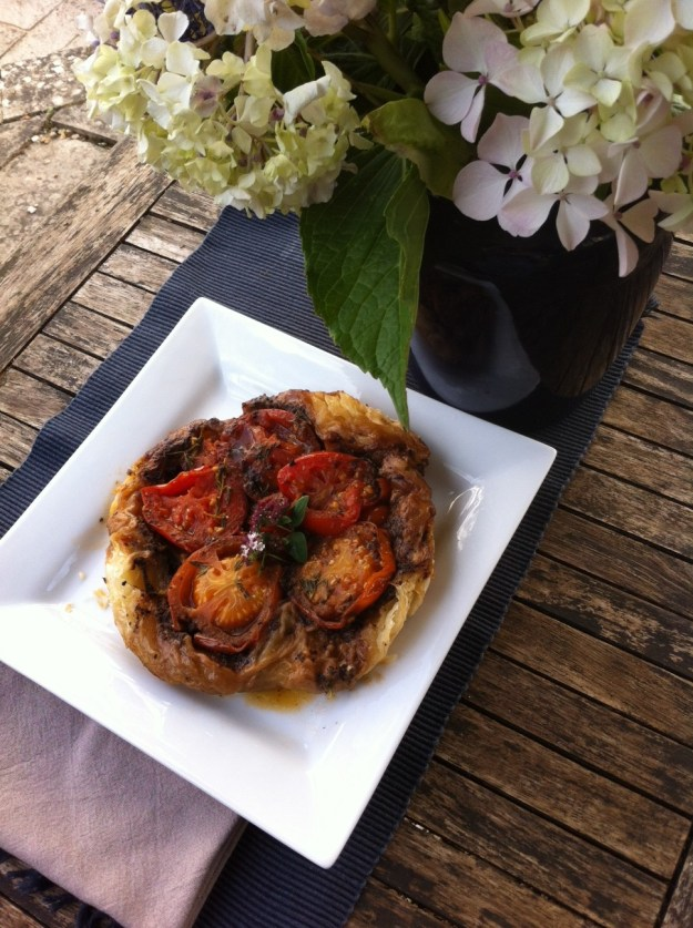 tomato and tap tart