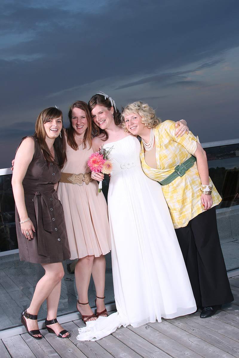 Janice & Bridesmaids