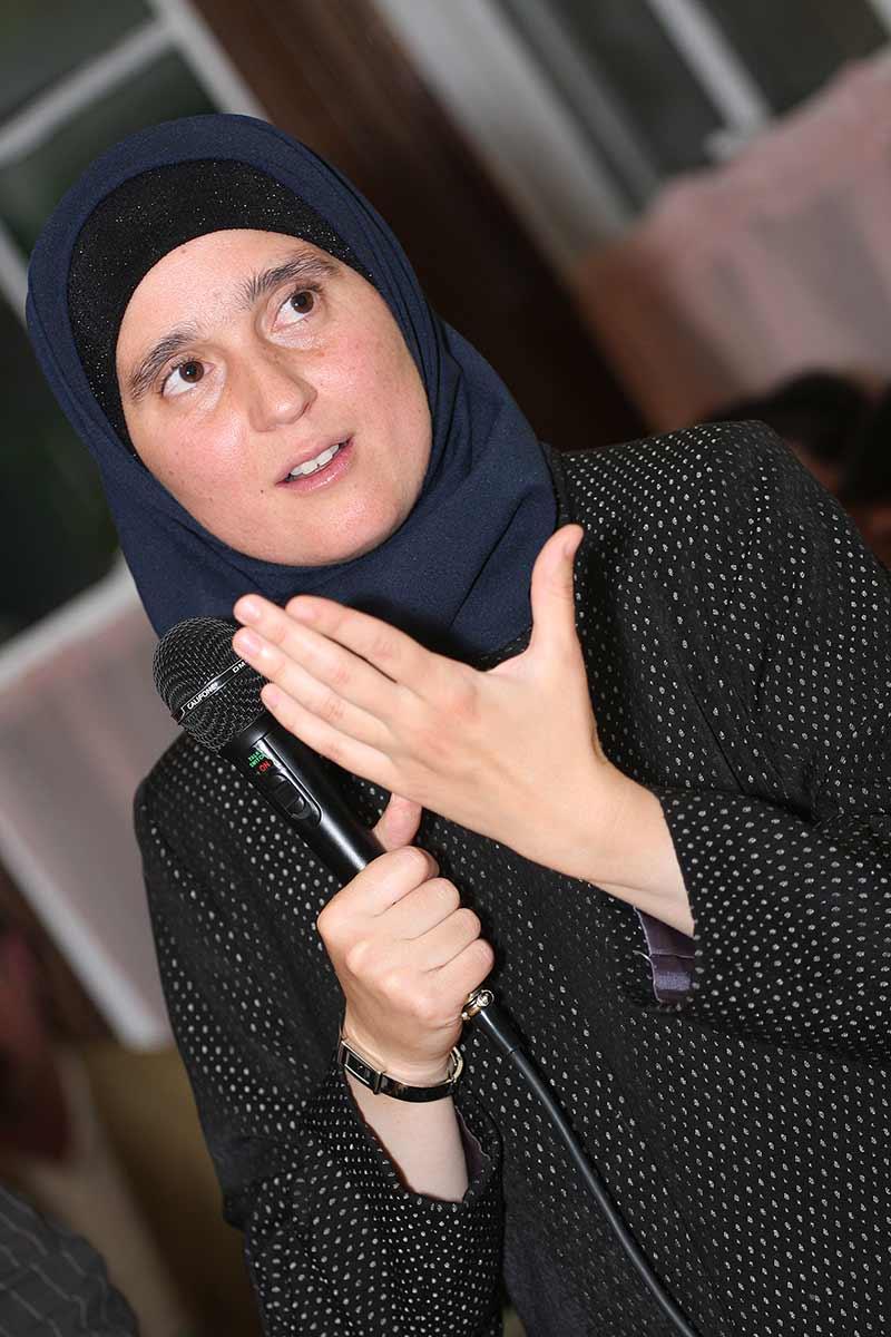 Mona Mazigh