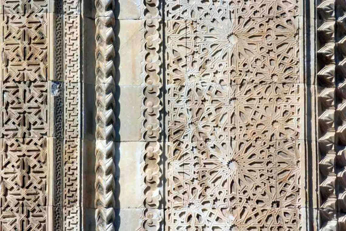 Detail At Ephesus 1