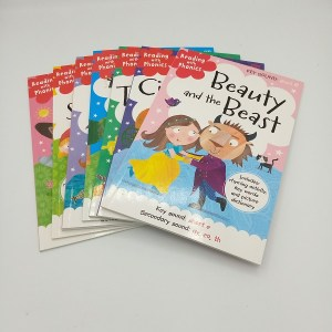 Reading with Phonics Fairy tale collection 20 books set
