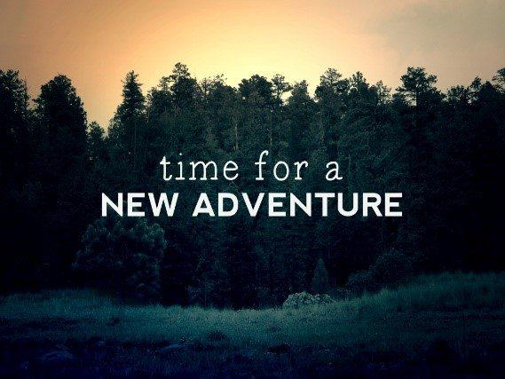 On an Adventure