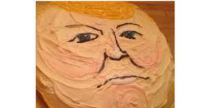 trump cake
