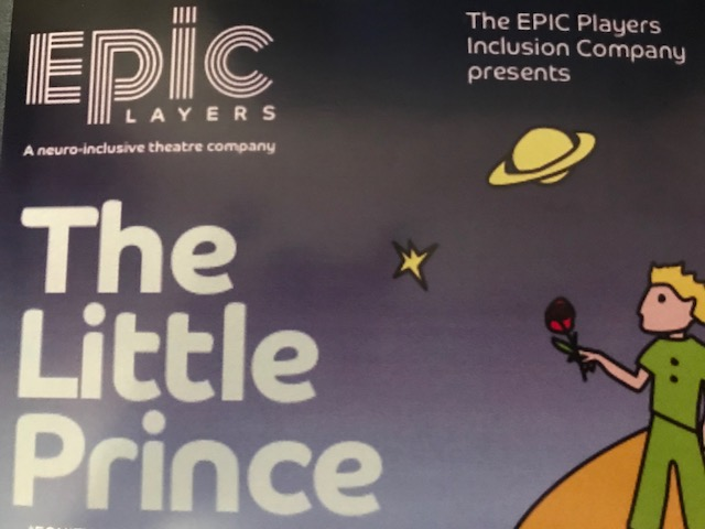 An EPIC Production of The Little Prince