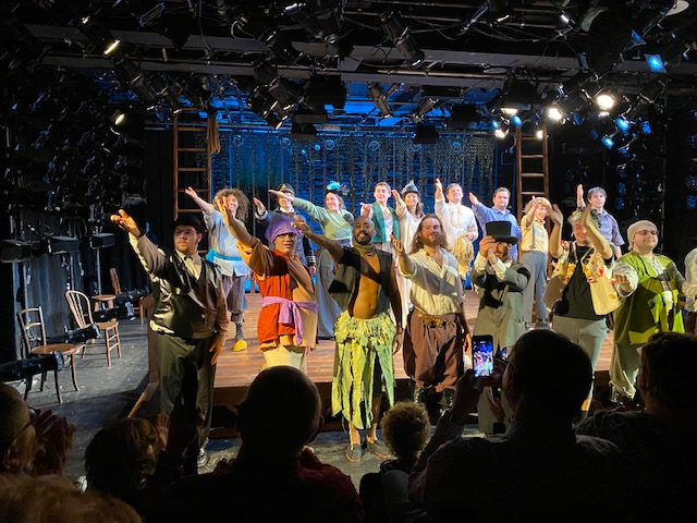 A Truly EPIC Production of Peter and the Star Catcher