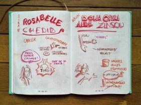 Croque MT180 - Marguerite Le Bouteiller - Rosabelle Chedid / Dona Ophra Aude Zinsou