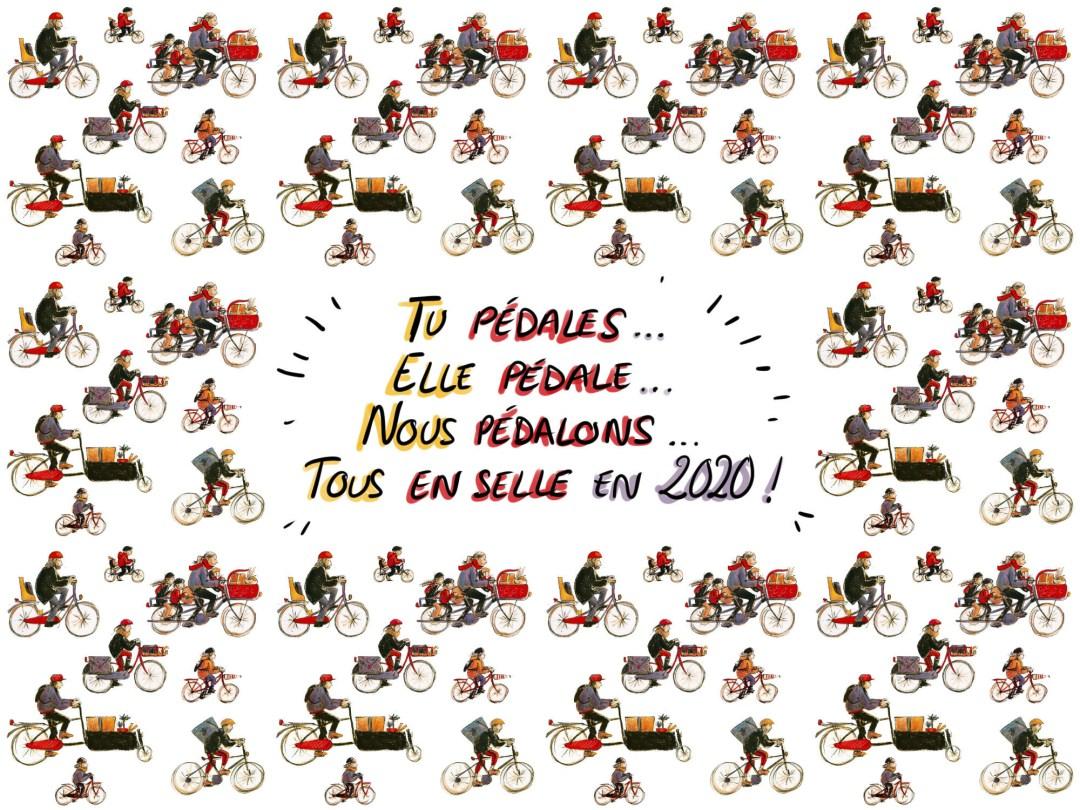 Voeux 2020 - Marguerite Le Bouteiller