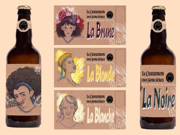 Etiquettes de bière