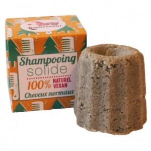 Shampoing solide cheveux normaux Lamazuna au sapin argenté