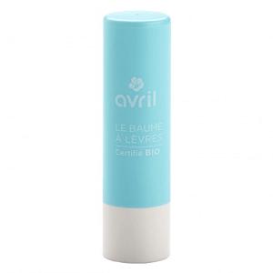 le baume à lèvres bio avril disponible sur marguette.com