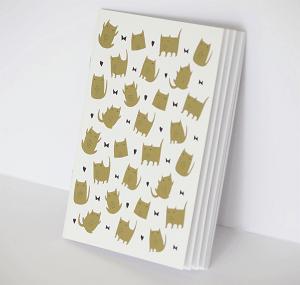 Le carnet de note sobigraphie, illustré en France, est disponible sur marguette.com au prix de 3.90€