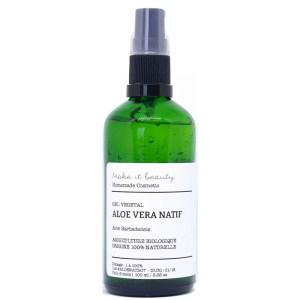 L'aloe vera natif bio c'est le produit indispensable de votre beauté et pharmacie naturelle de par ses nombreuses vertus puissantes: hydratant, cicatrisant