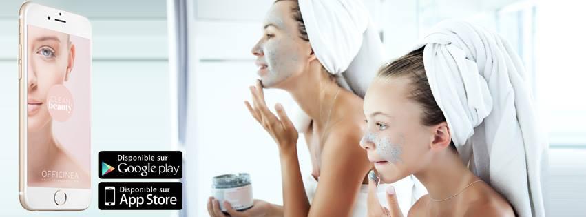 clean beauty est une application qui vous permet de détecter les ingrédients nocifs de vos produits cosmétiques en prenant en photo la liste des ingrédients