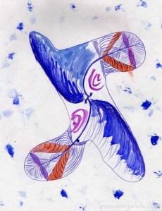 Ветер, рисунки, энергия, творчество, Светлана Згурская