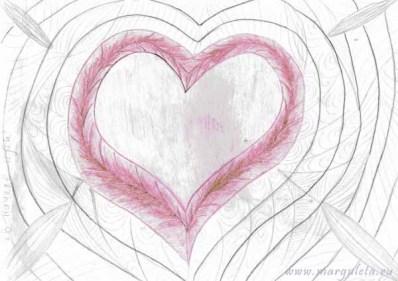 сердце, любовь, чувства, открытость, познай себя, Светлана Згурская