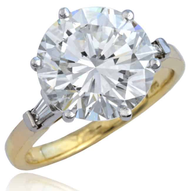 Vintage Diamond Ring Image
