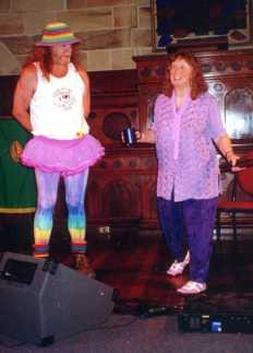 Sydney Folk Gala Nov 2003