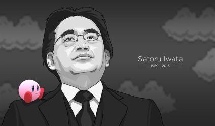 Satoru Iwata by Jack-Burton25